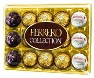 Конфеты Ferrero Collection T15 172.2г
